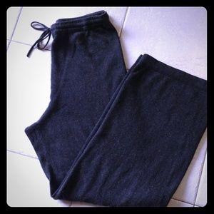 Pants - Silk & Cashmere Grey Pants